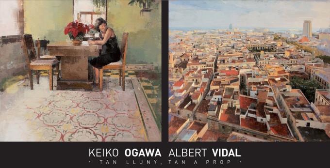 Albert Vidal-Keiko Ogawa ESPAIGDARTsense text